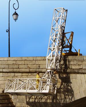 grands travaux de BTP - batiment travaux publics