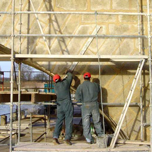 Voir des exemples de construction de travaux publics - Génie civil - d'ouvrages d'art