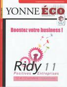 Yonne éco - Positives entreprises -RIDY 2011